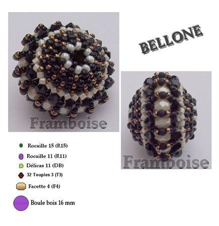 bellone bead