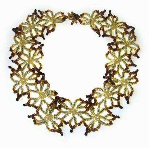 Beaded Necklace Designs - Free Beading Patterns