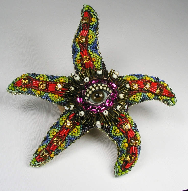 Unique Beaded Sculptures By Besty Youngquist Beads Magic