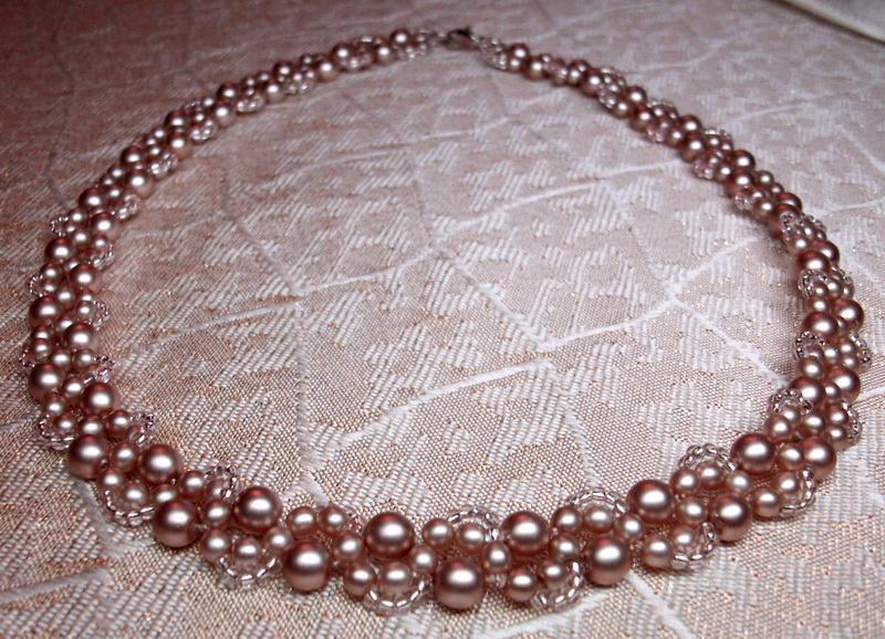 free pattern for necklace cacao beads magic bloglovin
