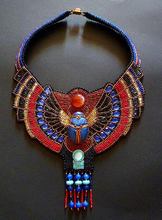 Египетское украшение своими руками