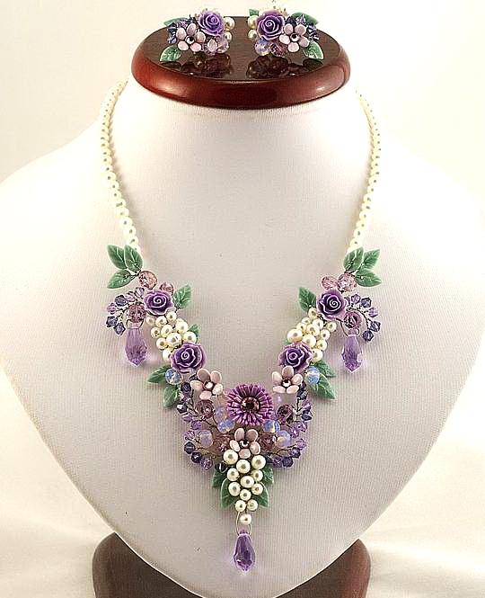 Flower Jewelry