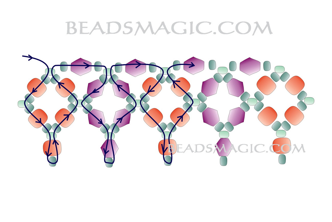 free-bead-tutorial-necklace-pattern-2