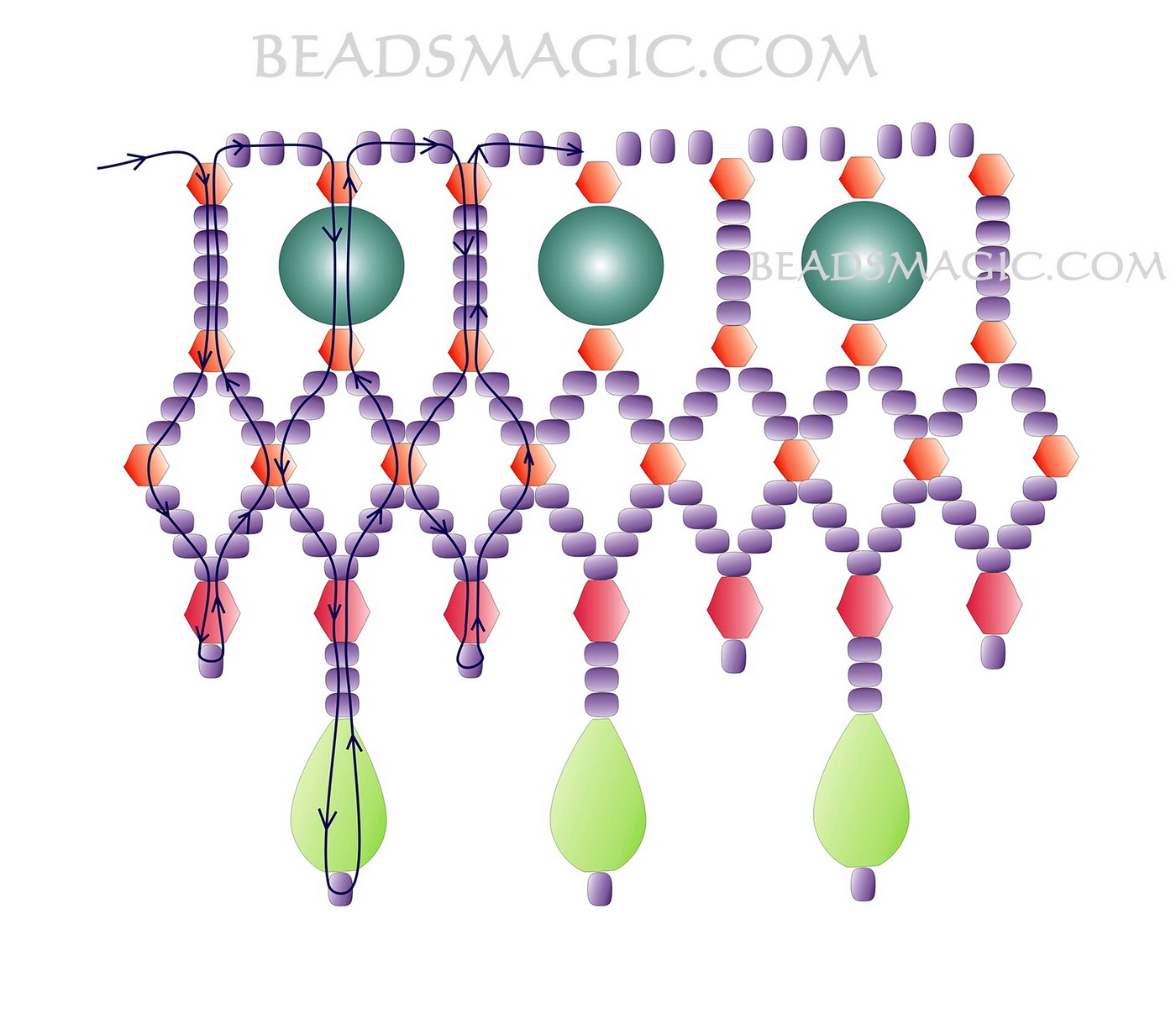 free-beading-necklace-pattern-2