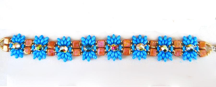 free-beading-pattern-bracelet-tutorial-1
