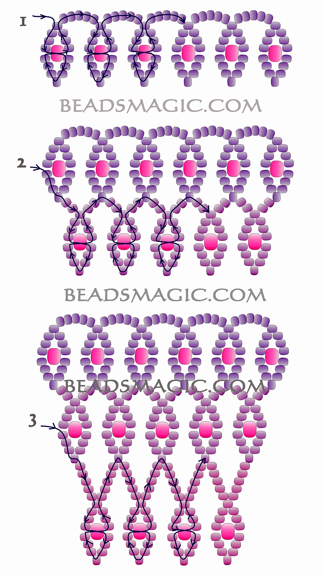 free-beaded-necklace-tutorial-pattern-2