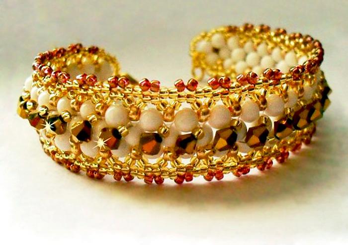 free-beading-tutorial-bracelet-pattern-1