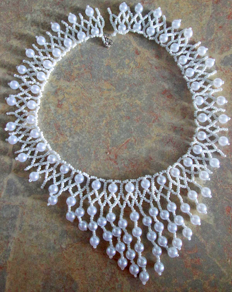 free-beading-tutorial-necklace-pattern-wedding-1