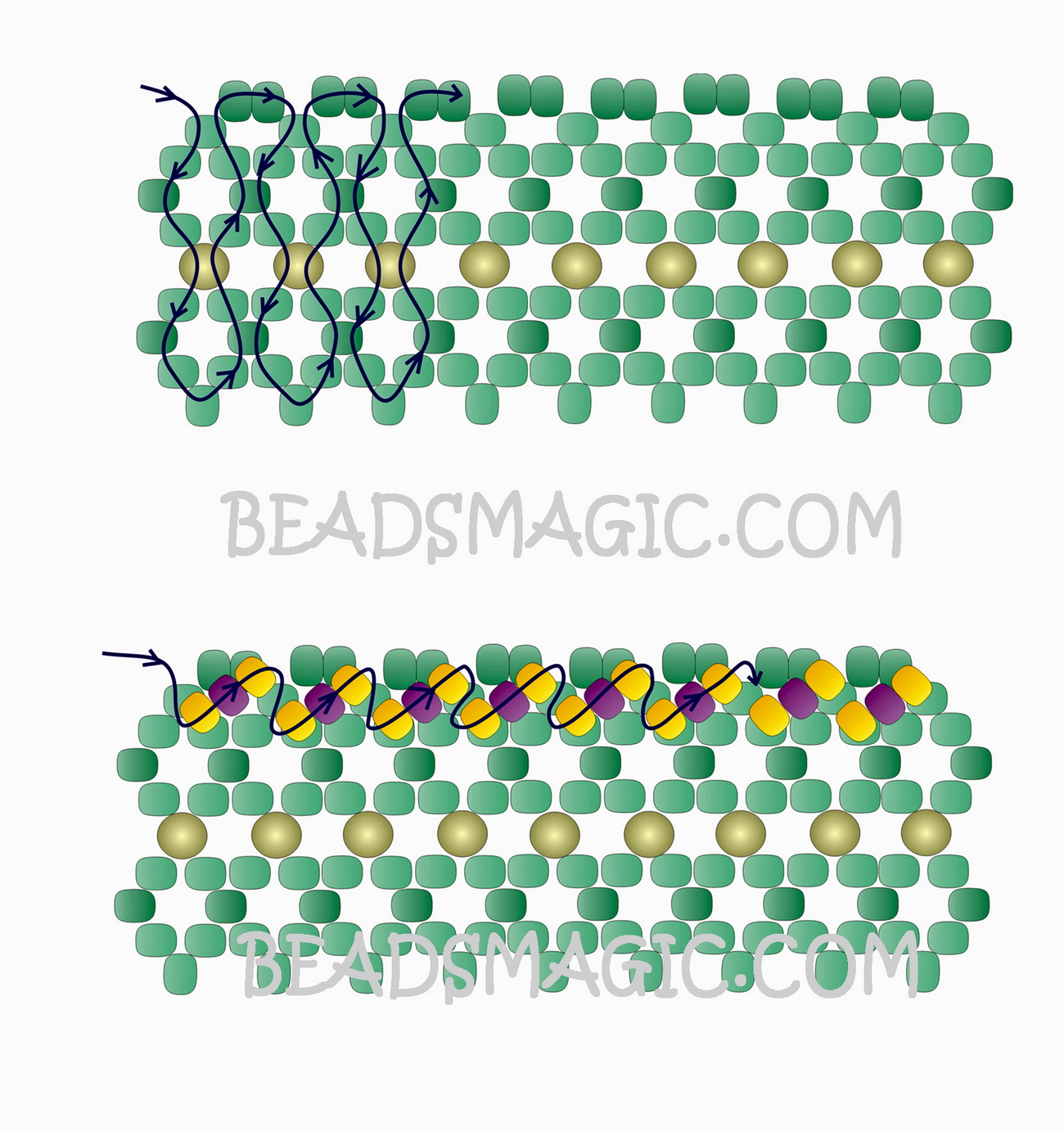 free-beading-tutorial-necklace-2-1