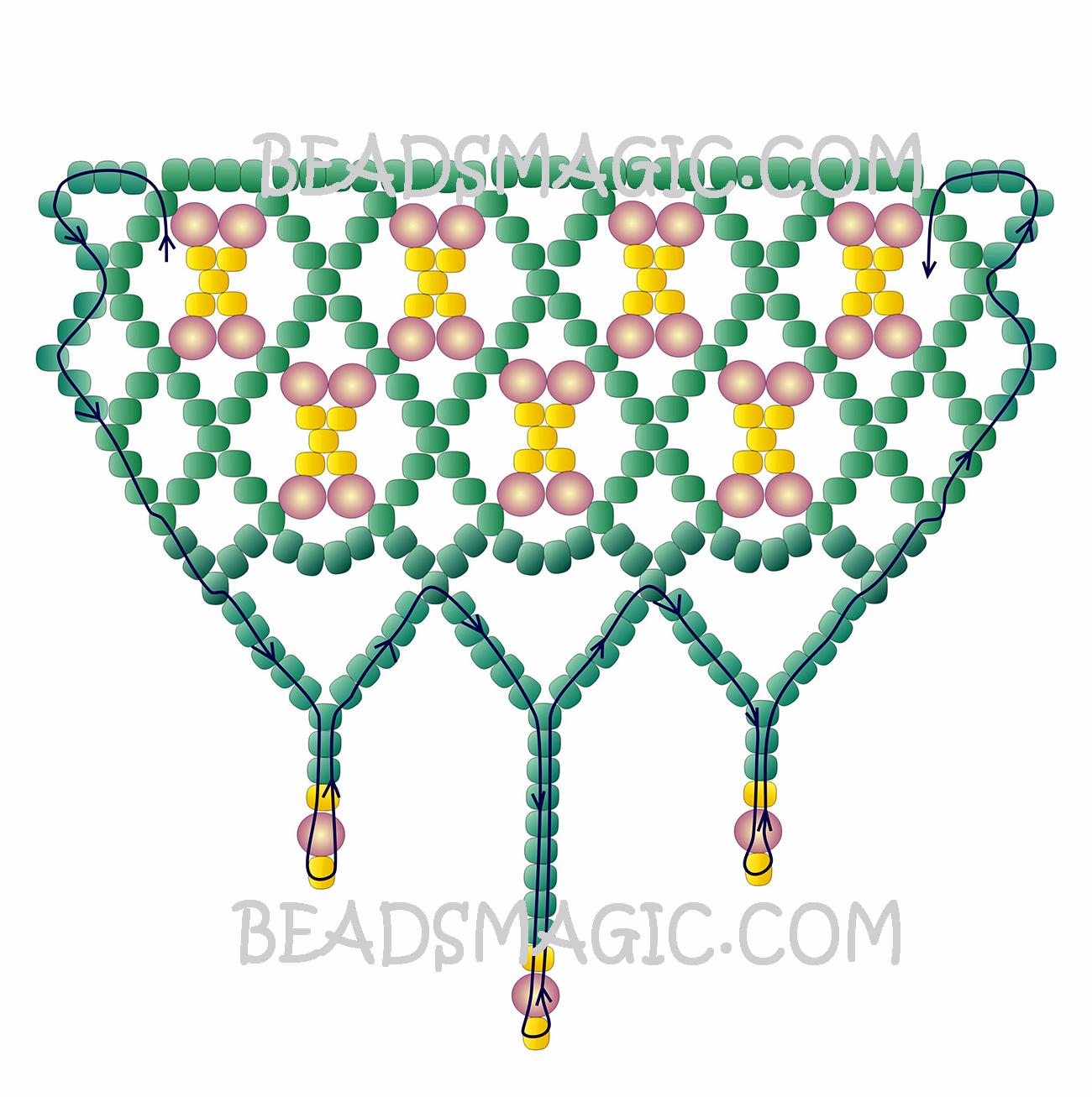 free-beading-tutorial-necklace-2-2