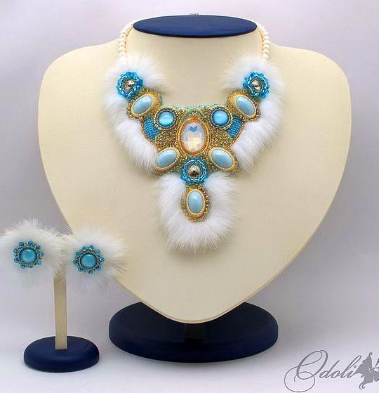 Original Beads: Beautiful And Original Jewelry With Fur