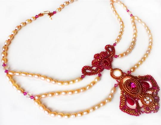 Necklace Devdasi Indian Jewelry 2