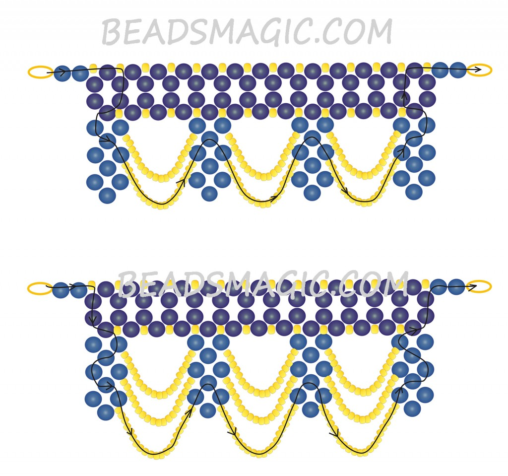 free-beading-tutorial-instructions-necklace-pattern-2-2