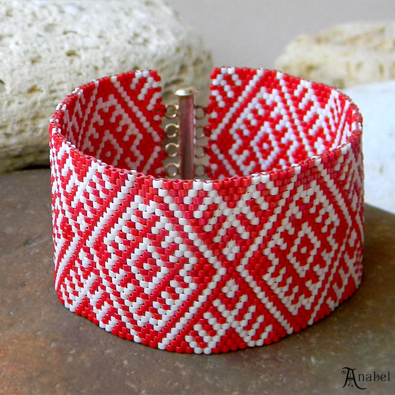 beaded-bracelet-christmas-free-tutorial-1
