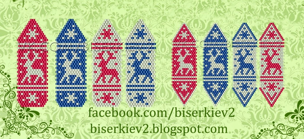 free-christmas-new-year-pattern-2