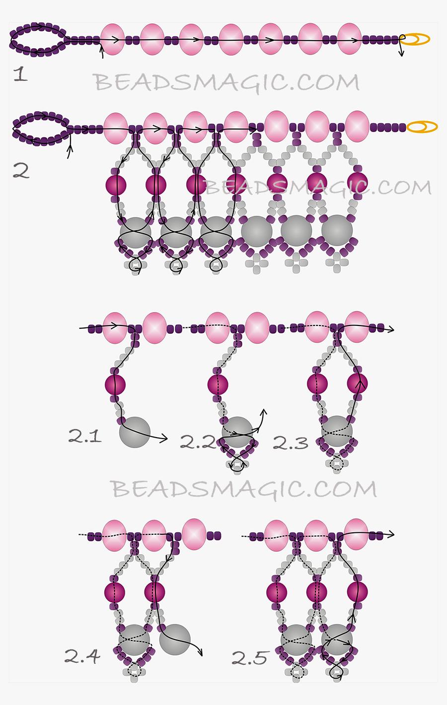free-beading-necklace-tutorial-pattern-tila-drops-2ya