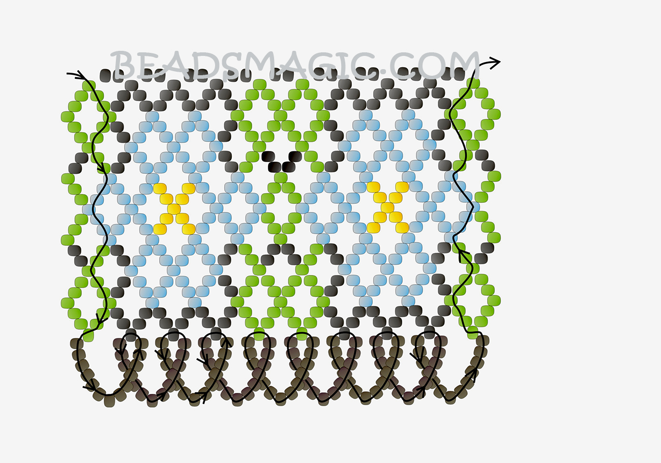 free-beading-necklace-tutorial-pattern-instructions-2-3