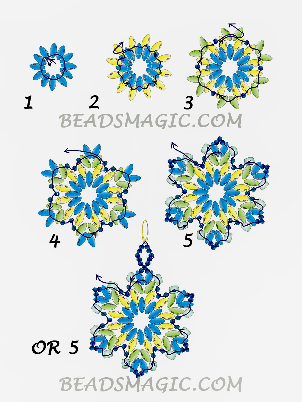 free-pattern-beaded-earrings-tutorial-superduo-2