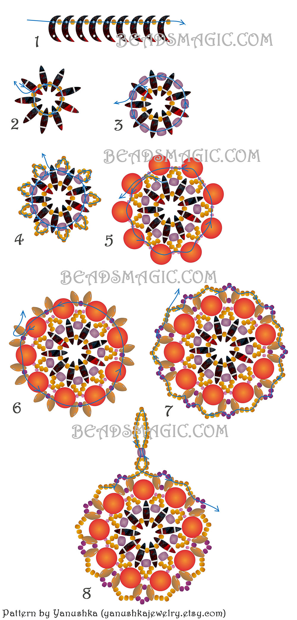 free-pattern-pendant-crescent-tutorial-beadwork-2