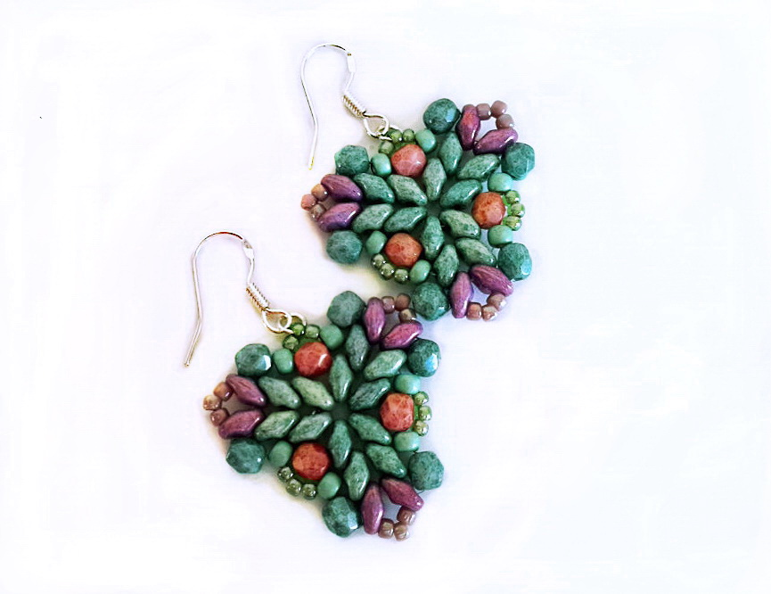 free-pattern-beading-earrings-tutorial-superduo-1