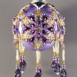 Beautiful Christmas ornaments by Barbara Talijan