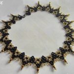 Free pattern for necklace Absolute