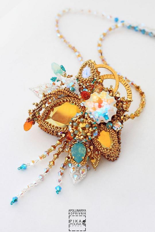 Amazing Beaded Jewelry By Pikapolina Beads Magic