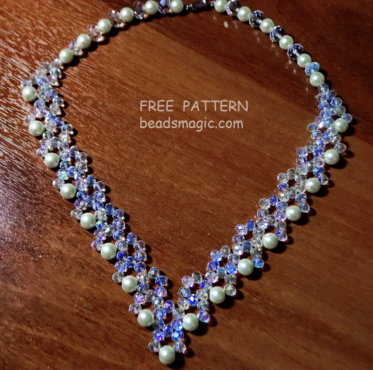 necklace pattern | Beads Magic