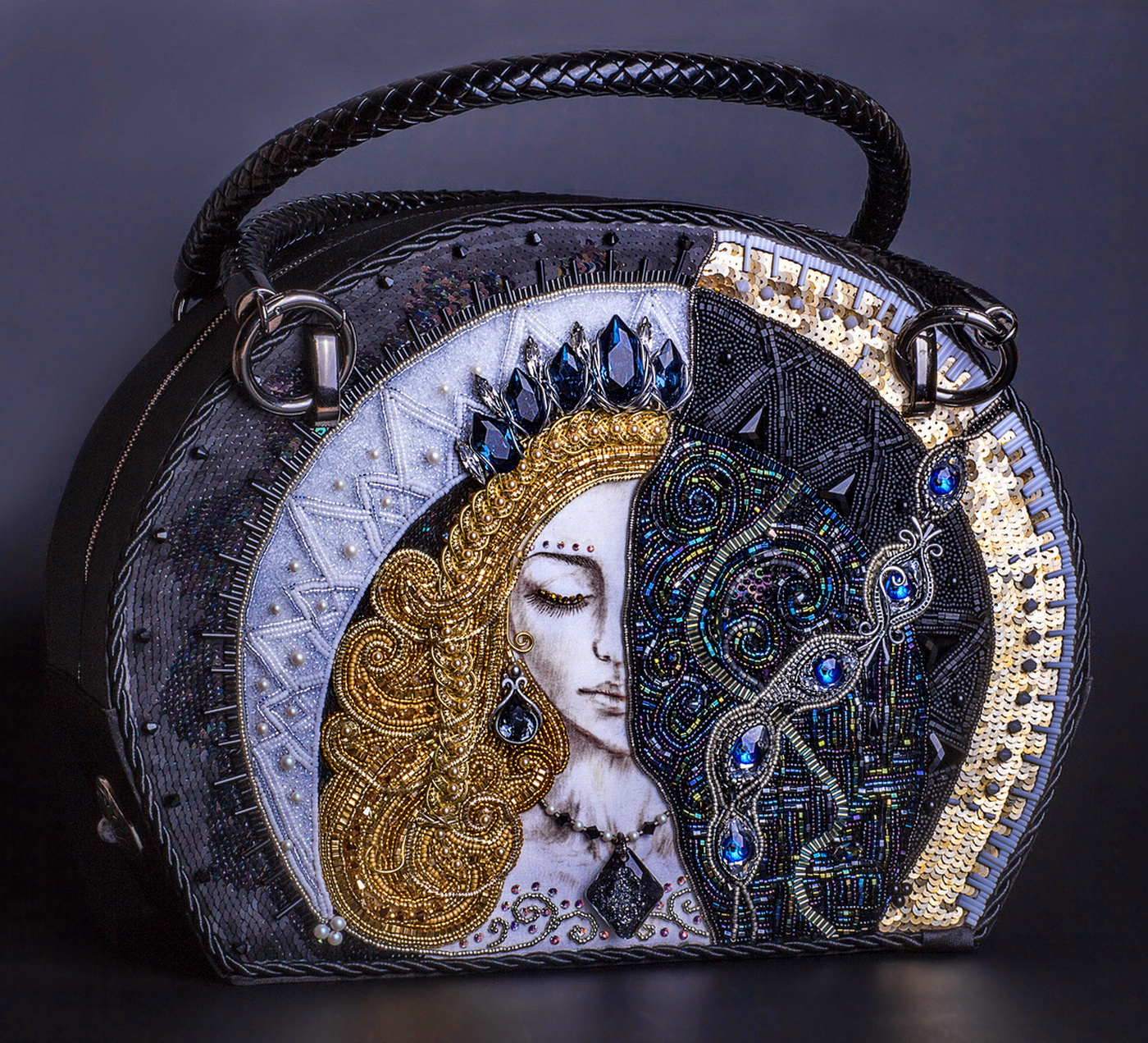 The most amazing beaded bags of Russian artists | Beads Magic