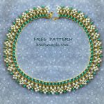 Free pattern for necklace Sia