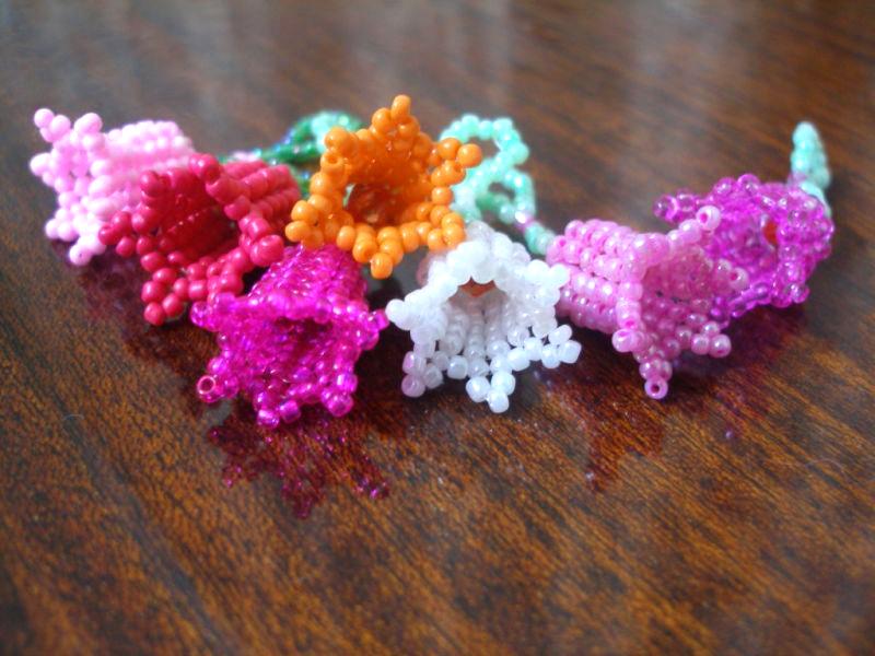 Pendant Patterns Beads Magic Part 4