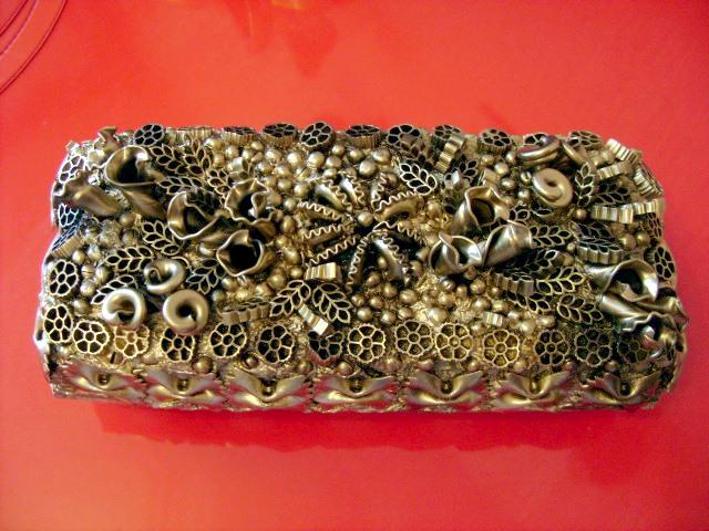 tutorial hand-made beads box