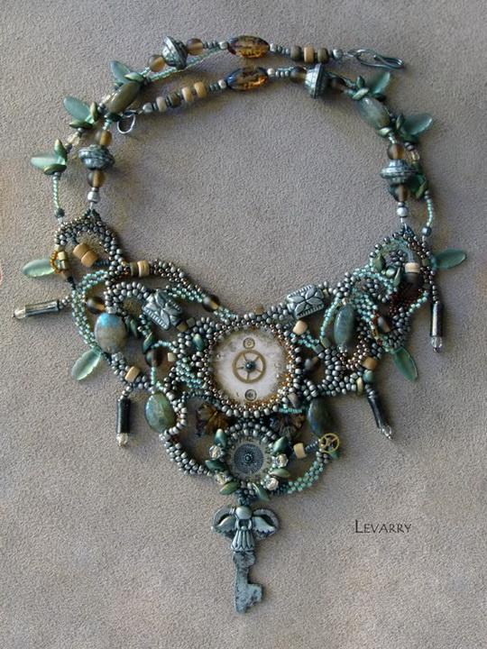 steampank necklace