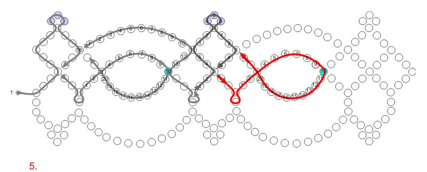 free pattern for necklace