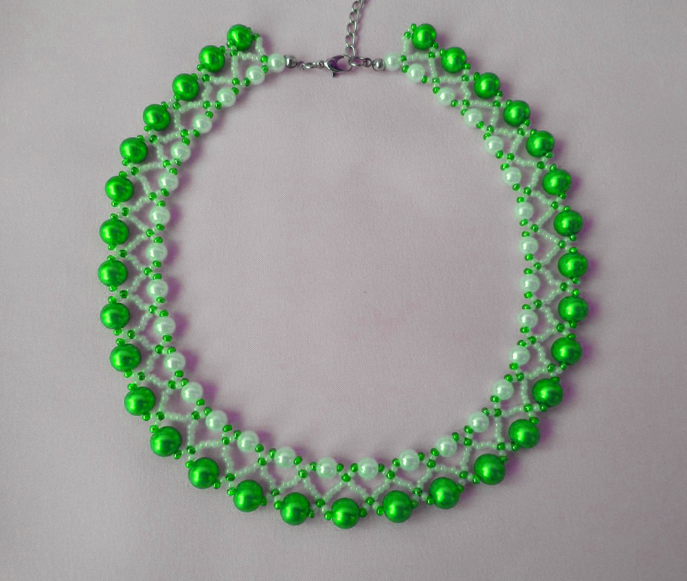 Necklace patterns | Beads Magic - Part 83