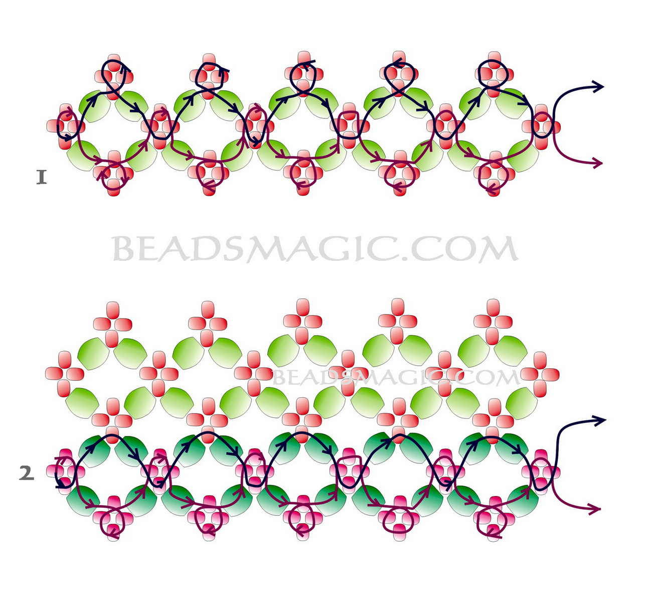 free-beading-necklace-choker-pattern-2