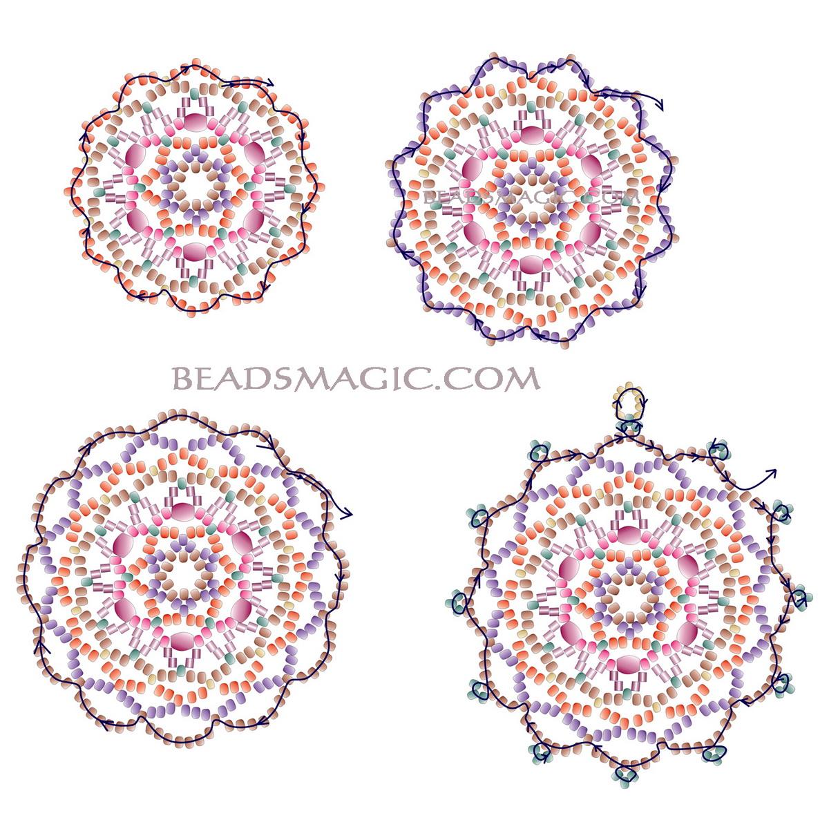 free-beading-pendant-pattern-tutorial-2-2
