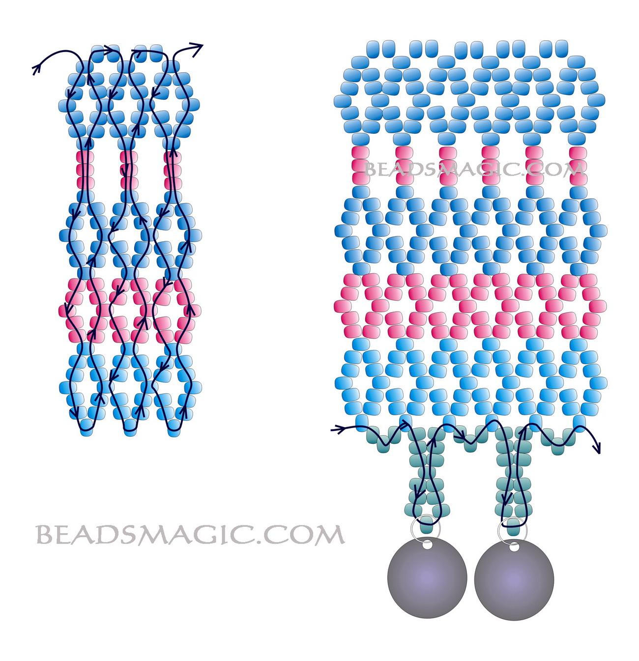 free-beading-tutorial-nacklace-1