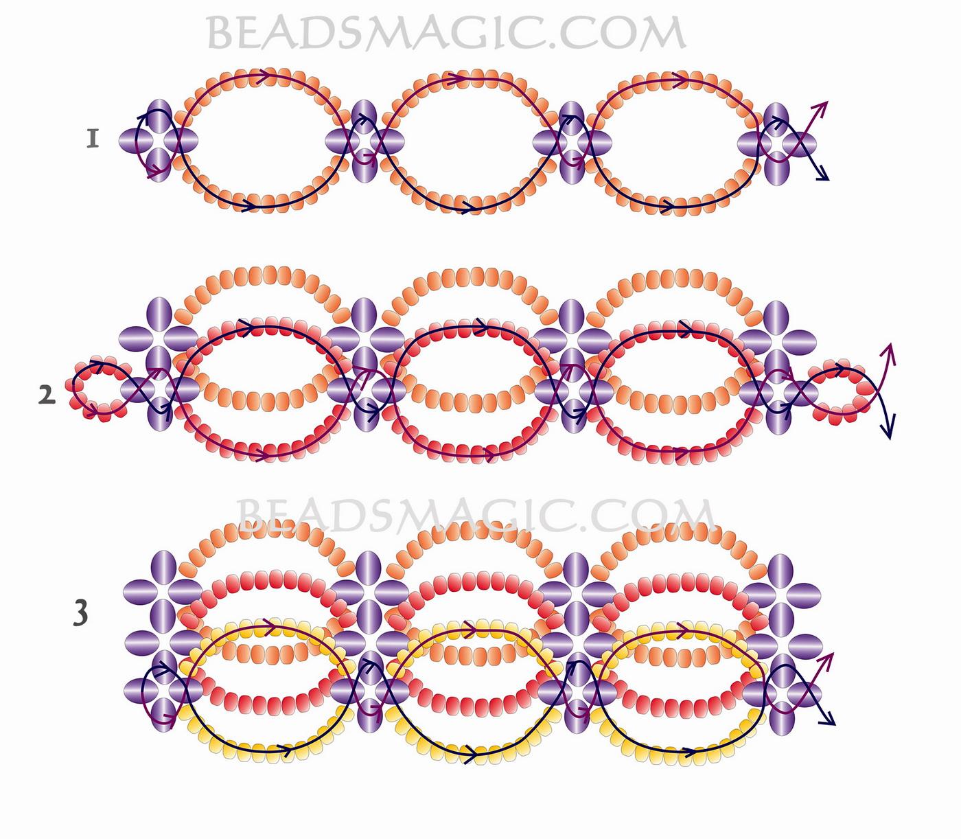 free-beading-pattern-necklace-choker-2-1