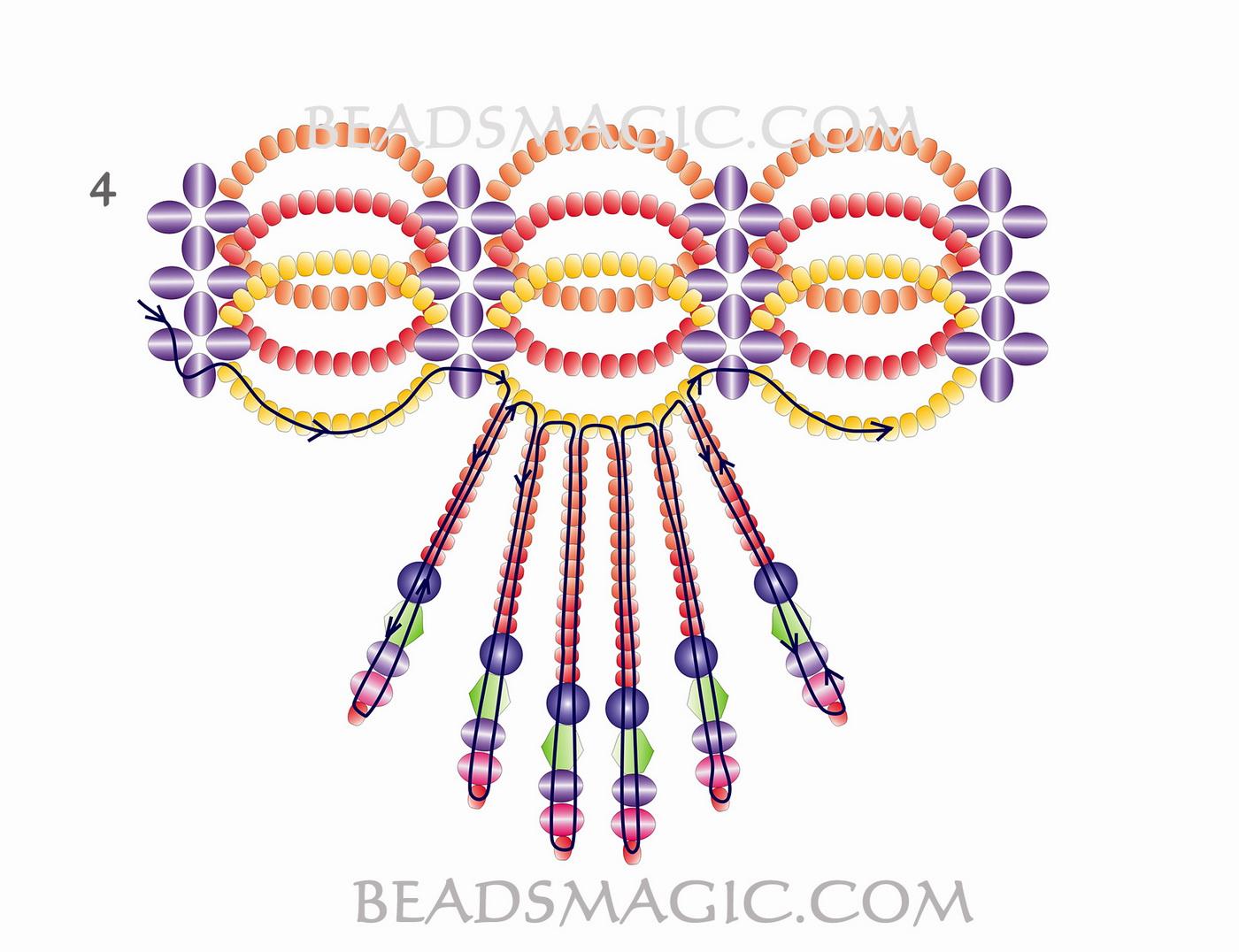 free-beading-pattern-necklace-choker-2-2