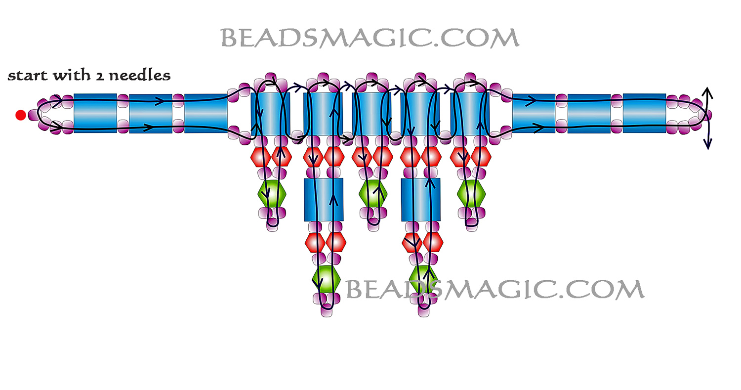 free-beading-tutorial-necklace-with-tila-2