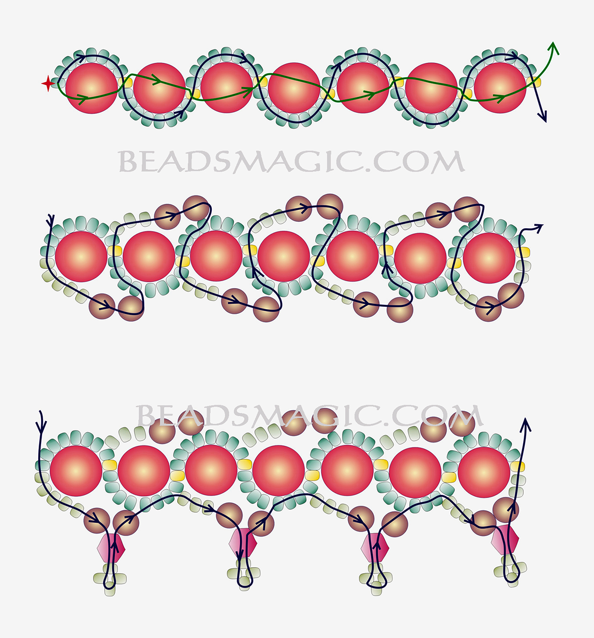 free-beading-tutorial-necklace-pearls-2