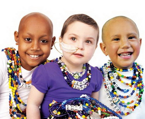 Donate beads for charity!
