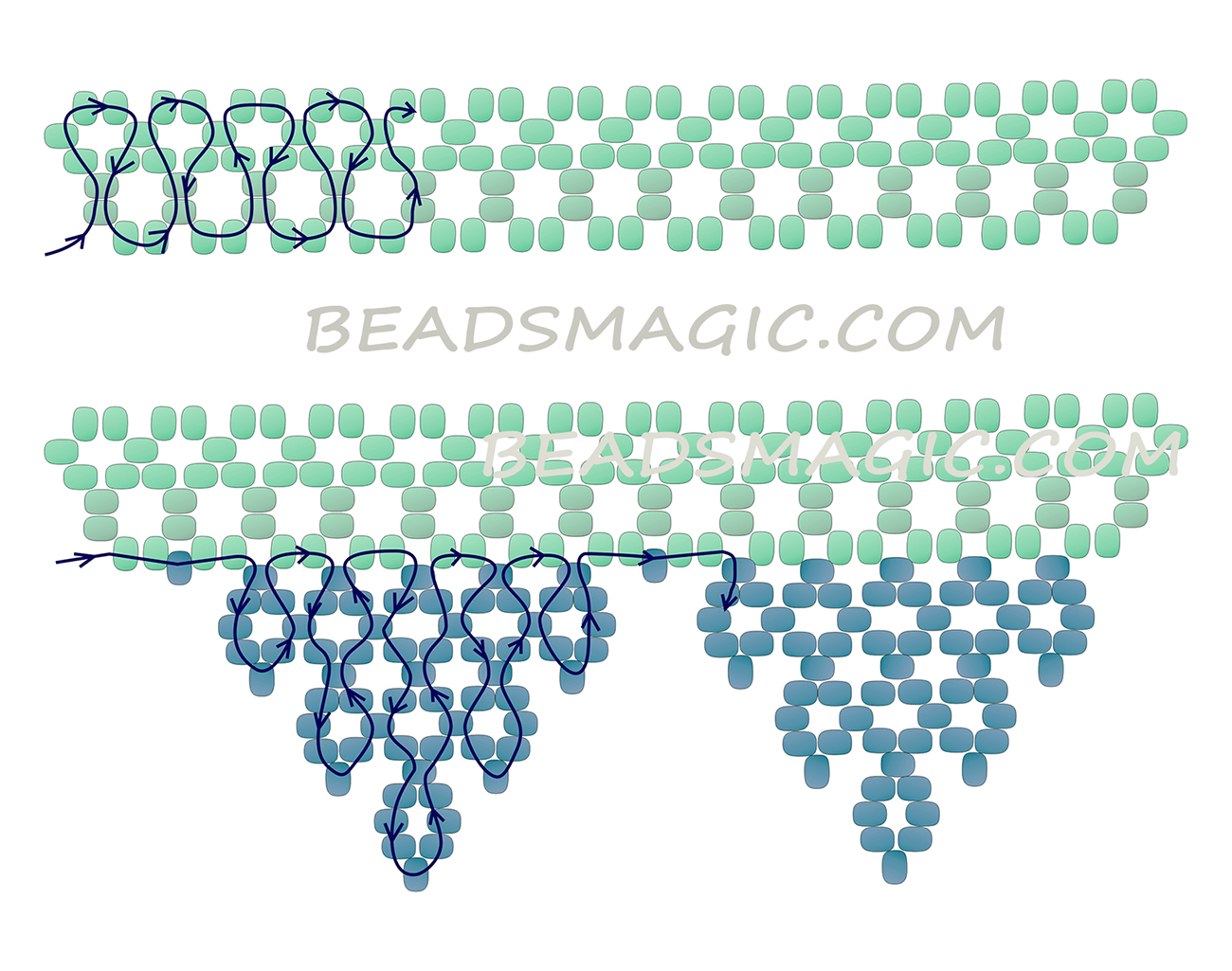 free-beading-tutorial-necklace-pattern-2