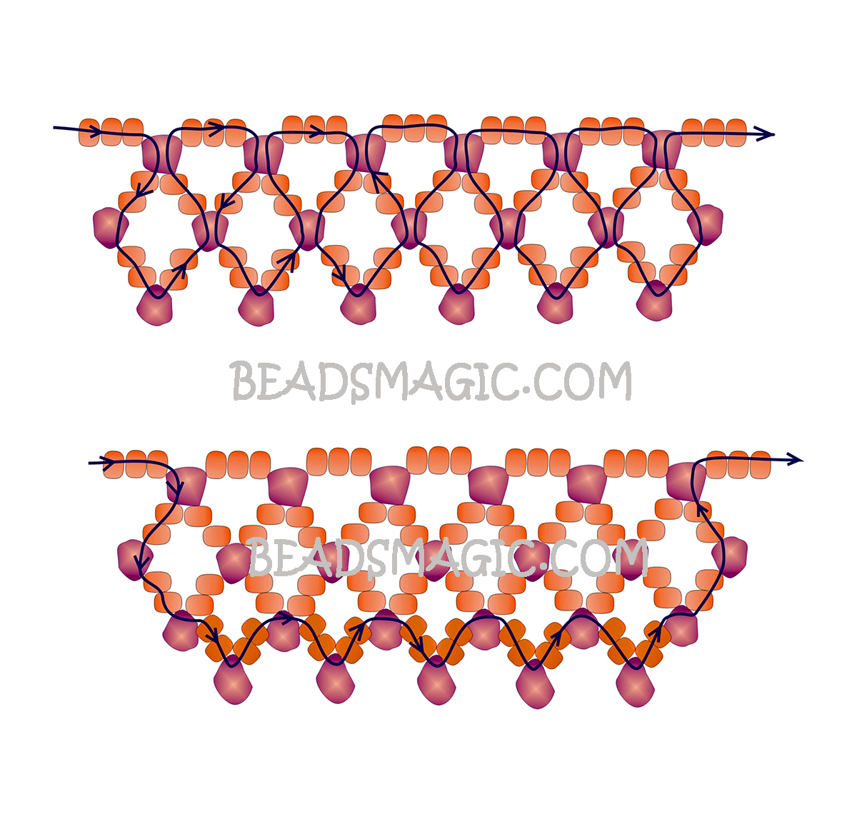 free-beading-tutorial-necklace-2