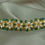 Free pattern for bracelet Queen