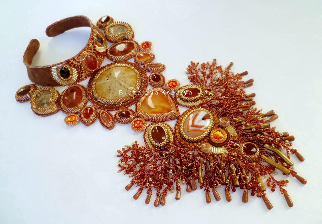 Beautiful jewelry by Ksenia Burzalova – 4
