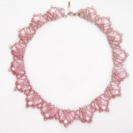 Free pattern for necklace Sweet Dream