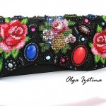Amazing bead embroidered bags