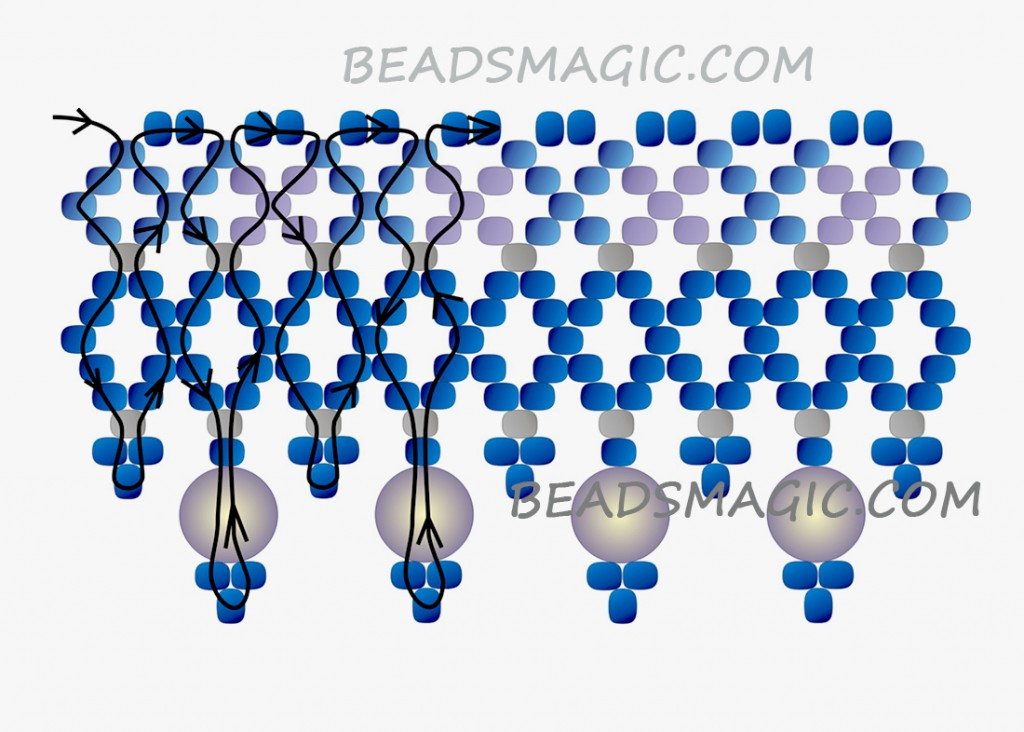 free-beading-tutorial-pearl-necklace-beadsmagic-2